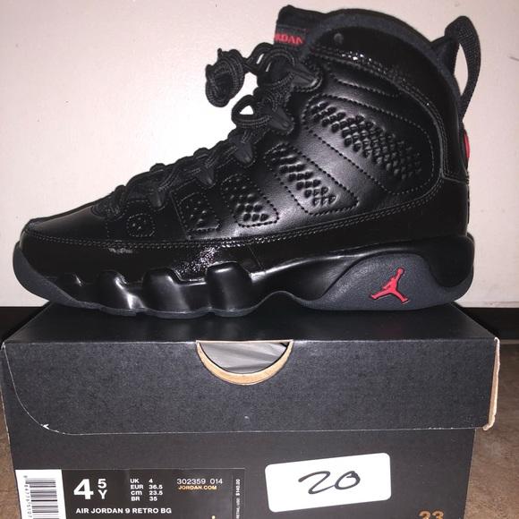 Jordan Shoes | New Jordan Bred 9s Gs